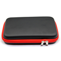 High quality vapor kits carrying bag ecig tool case portable leather zipper case