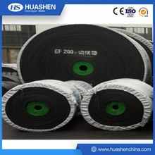 NN/EP/CC chevron/heat resist rubber conveyor belt, round rubber belts