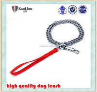Innovative products dog accessories factory sell pet chain pet leash