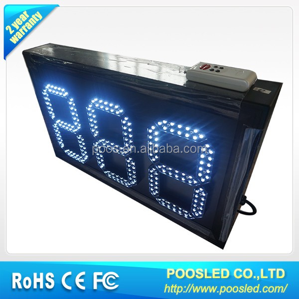 countdown timer screen board \ digital led countdown timer \ large display clock countdown