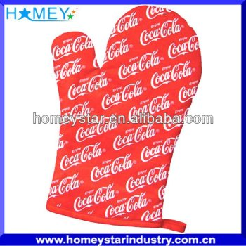 Promotional cotton oven mitt