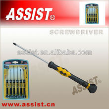 ergonomic screwdriver phillips rivet