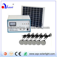 Factory Price 10W Home Portable Solar Energy Power System