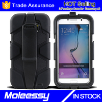 Newest Wholesale Boost mobile Phone Accessories For Samsung S6 Combo Case