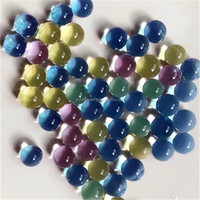 Jelly Rainbow Color Water Pearls Crystal Soil Plant Flower