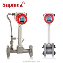 Low price gas meter propane gas vortex flowmeters for oil and gas industry