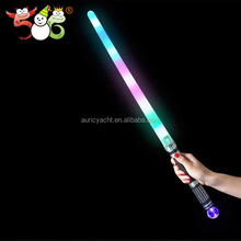 Factory High-ranking light up plastic sword toy
