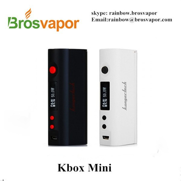 50W Kbox mini Kanger kbox mini subox mini Silicone Case