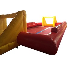 Great race new inflatable soccer field/arena sports field for sale with low price