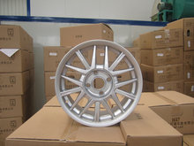 Vesteon Car Aluminum Alloy Wheel wth silver full painting