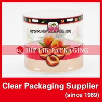 Clear Plastic Food Packaging Boxes