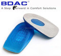 elastic TPE gel heel cushion gel heel pad insoles heel pain