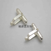 silver cufflink collection,fashion silver jewelry collection