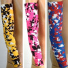 custom sublimation printed compression tattoo camo arm sleeves