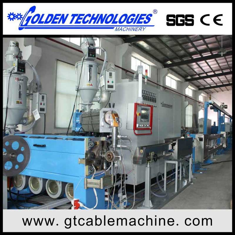 Electric Wire Coating Machine / Cable Making Equipment