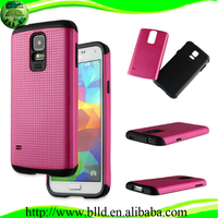 PC TPU hybrid wholesale cell phon case carcasa para el celular for Samsung S5