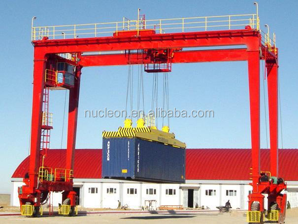 Second Hand Container Gantry Crane In China