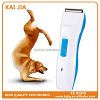 Pet Supplies Pet Hair Clippers Barber/Pet Rechargeable Hair Trimmer/professional metal hair clipper