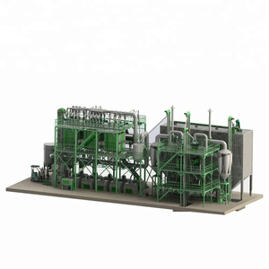 40-150 tons per day CTWM Series Compact Wheat Flour Mill Plant