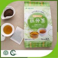 Japanese Standard vacuum packed eucommia tea with slim