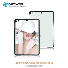 Modern style factory made Subliamtion Plastic Phone Case For iPad mini 2