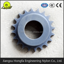 nylon sprockets plastic gear wheel, precision plastic spur gear wheel, spur gear plastic