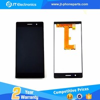 2 years warranty for huawei ascend p6 lcd and digitizer, lcd screen for huawei p6