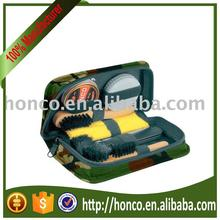 Multifunctional travel shoe shine kits with low price HY118b