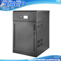 For Computer Center 30KVA-200KVA Three Phase Low Frequency Online UPS/Medical UPS/UPS