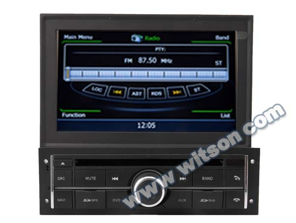 WITSON CAR <strong>DVD</strong> MONITOR FOR MITSUBISHI <strong>L200</strong> 2010-2012 WITH A8 CHIPSET DUAL CORE 1080P V-20 DISC