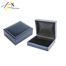 Custom Luxury Paper Packaging Flip jewelry Boxes Gift Box With Lid