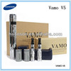 Newest ecig mod 2014 vamo v5 starter kit, 2014 fantanstic smoking vamo v4/v5
