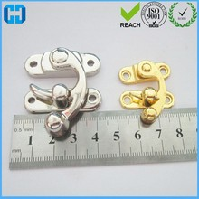 Zinc Alloy Swing Arm Clasp Lock Catches For Wooden Box