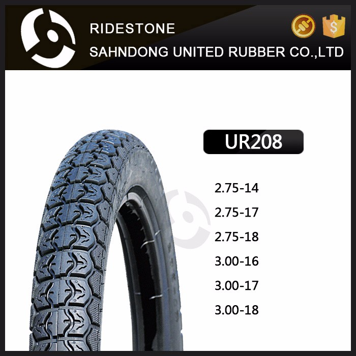 New Crazy Selling Brand MOTORCYCLE TIRE 3.00-18