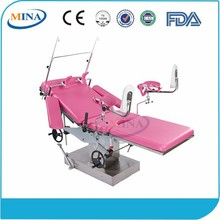 MINA-OBT001 Comfortable delivery bed, labor and delivery beds,obstetric delivery bed