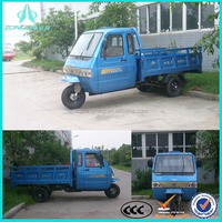 Chongqing China 3 wheel transport vehicle with roof