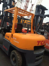 Used TCM forklift battery FD50, used 5ton TCM/ Toyota forklift spare parts, 5ton forklift tyre/tire for sale!