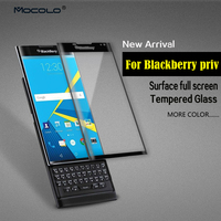 For Blackberry Priv Full Curved Renewest Tempered Glass Screen Protector 3D Cover