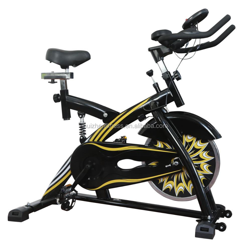 yellow black hot the latest update of innovative design new market choice spin bike