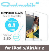 factory directly supply ! wholesale replacement Tempered glass screen protector for Samsung Tablet 0.3mm percisely size