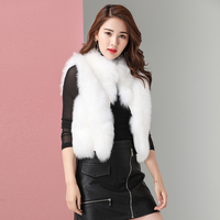 2017 Factory Wholesale Fashion Real Fox