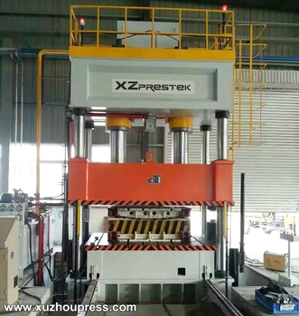 Metal Bending Y32 Four Column Hydraulic Press