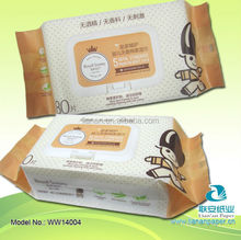 OEM Baby Soft Wet Tissue