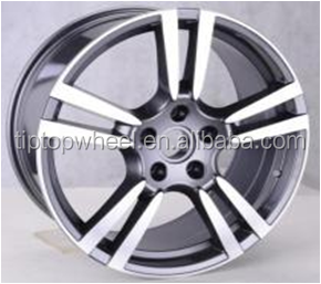 20x8.5 inch rim made in China aluminium wheel for German replica with pcd 5x130mm