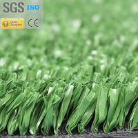 High quanlity Fibril PE artificial lawn for football field