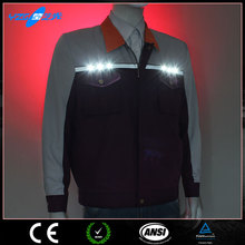 waterproof led knippert hi ten reflecterende veiligheid werk uniform