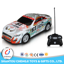 Shantou 2.4G low price new remote control nascar toy cars for sale