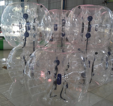 manufactory price amazon hot sale human zorb ball, bumper inflatable ball