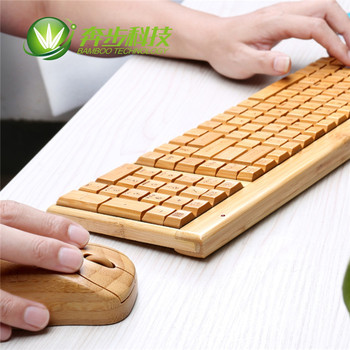 The 2017 hot ergonomic pc and computer wireless keyboard and mouse set