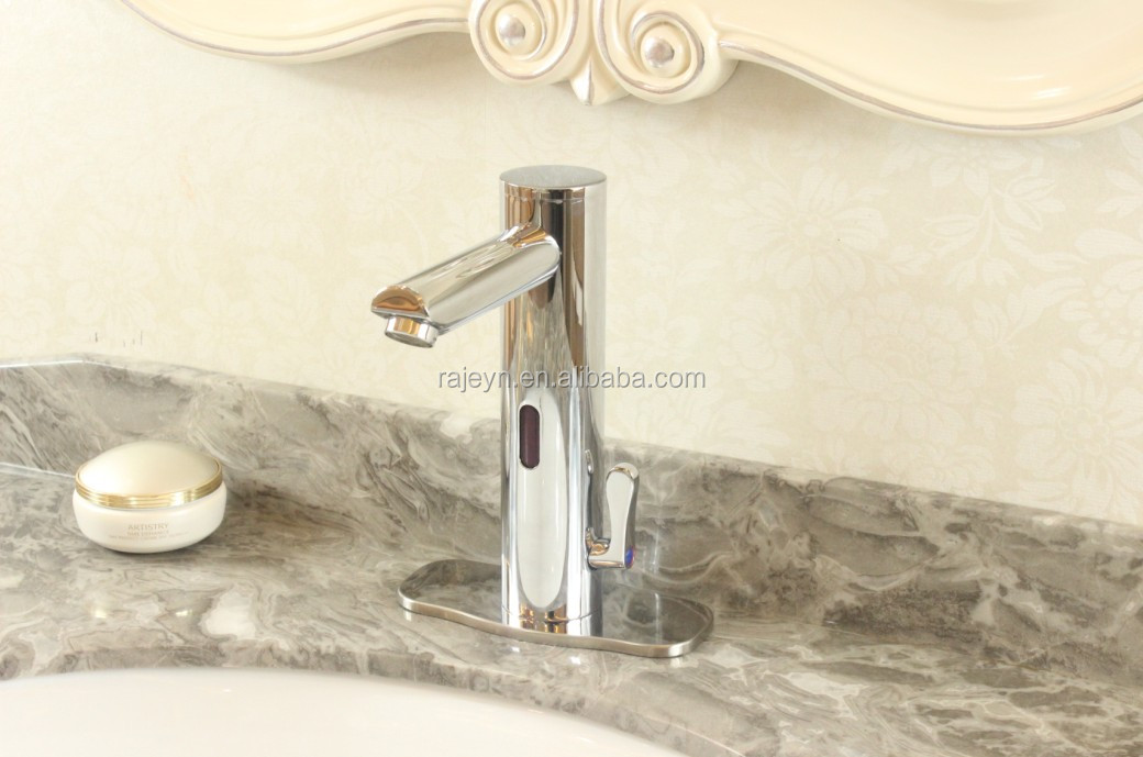 6108D CUPC NSF electrical touchless lavatory bathroom faucet